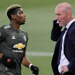 Zidane hối thúc Real Madrid mua Pogba