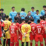 Danh sách 29 cầu thủ đi UAE: Thầy Park giữ Văn Hậu, bỏ Anh Đức