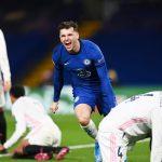 Kết quả Chelsea 2-0 Real Madrid (3-1), Kết quả bóng đá C1