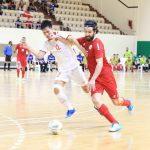 Video Futsal Việt Nam 1-1 Futsal Lebanon