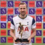 Harry Kane vượt Salah, giành Chiếc giày vàng Premier League