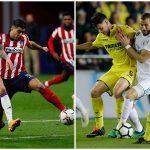 Trực tiếp Valladolid vs Atletico, Real vs Villarreal | La Liga vòng cuối