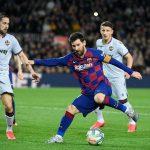 Lịch thi đấu bóng đá La Liga vòng 36: Barca đánh chiếm ngôi đầu