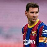 Messi ký hợp đồng mới 2 năm với Barcelona