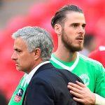 Mourinho ủ mưu đánh cắp De Gea khỏi MU