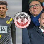 Jadon Sancho muốn ký MU trước VCK EURO 2020