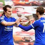 Kết quả MU 1-2 Leicester, Kết quả bóng đá Anh