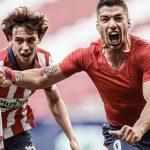 Suarez giúp Atletico thắng nghẹt thở, Real chưa bỏ cuộc