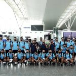 Tuyển Việt Nam lên đường sang UAE