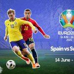 Link xem trực tiếp Tây Ban Nha vs Thụy Điển, 2h ngày 15/6