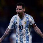 Video bàn thắng Argentina 1-1 Chile