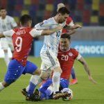 Trực tiếp Argentina vs Chile, 4h ngày 15/6 | Copa America