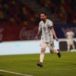 Kết quả Argentina vs Chile: Cưa điểm tiếc nuối