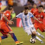 Trực tiếp Argentina vs Chile, 7h ngày 4/6 | Vòng loại World Cup 2022