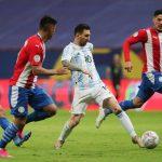 Kết quả Argentina 1-0 Paraguay: Albicelestes vào tứ kết Copa America