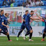 Kết quả Ba Lan 1-2 Slovakia - Bảng E Euro 2021