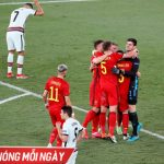 Kết quả Bỉ 1-0 Bồ Đào Nha, vòng 1/8 EURO 2020