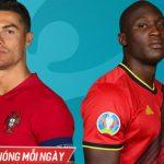 Trực tiếp Bỉ vs Bồ Đào Nha, vòng 1/8 EURO 2020