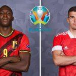 Link xem trực tiếp Bỉ vs Nga, 2h ngày 13/6