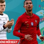 Trực tiếp Bồ Đào Nha vs Đức, bảng F EURO 2021