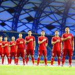 Các tuyển thủ Việt Nam cảm ơn người hâm mộ nước nhà