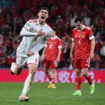 Video bàn thắng Đan Mạch 4-1 Nga