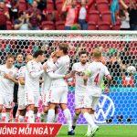 Kết quả Xứ Wales 0-4 Đan Mạch, vòng 1/8 EURO 2020