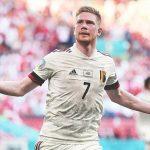 Video bàn thắng Đan Mạch 1-2 Bỉ