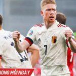 Kết quả bóng đá Đan Mạch 1-2 Bỉ - Bảng B EURO 2020