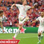 Video Xứ Wales 0-4 Đan Mạch: Siêu phẩm của Dolberg