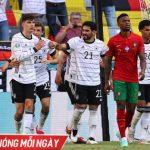 Kết quả Bồ Đào Nha 2-4 Đức, bảng F EURO 2020