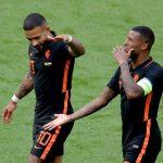 Kết quả Hà Lan 3-0 Macedonia - Bảng C EURO 2021