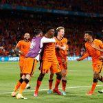 Kết quả Hà Lan 3-2 Ukraine - Bảng C Euro 2021