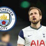 Harry Kane vắng mặt trận mở màn Tottenham đấu Man City