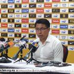 """HLV Tan Cheng Hoe: """"Malaysia hên nhờ Quang Hải bị treo giò"""""""
