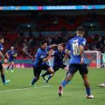 Xác định 2 đội bóng đầu tiên vào tứ kết EURO 2020