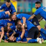 Kết quả Italia 3-0 Thụy Sĩ Bảng A EURO 2020