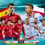 Kèo Tây Ban Nha vs Ba Lan: 'Bò tót' đập tan nỗi thất vọng