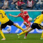 Kết quả Thụy Điển 3-2 Ba Lan, bảng E EURO 2020