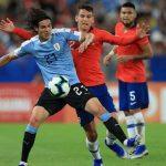 Link xem trực tiếp Uruguay vs Chile: Chứng tỏ đi Cavani, Suarez