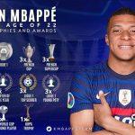 Mbappe nhận cục tiền từ PSG, dịu nỗi đau Euro 2020