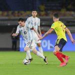 Trực tiếp Argentina vs Colombia 8h ngày 7/7 - Bán kết Copa America
