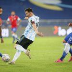 Kết quả Argentina vs Chile, kết quả Copa America