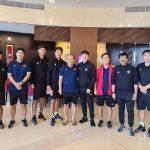 Thầy Park vui vẻ gặp HLV Indonesia, tuyển Việt Nam thiết quân luật