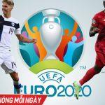 Trực tiếp Phần Lan vs Bỉ, bảng B EURO 2020