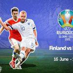 Link xem trực tiếp Phần Lan vs Nga, 20h ngày 16/6