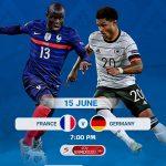Nhận định Pháp vs Đức: Vũ điệu tấn công