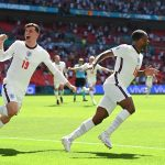 Video bàn thắng Anh 1-0 Croatia