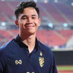 """Supachok: """"Tôi muốn cùng Thái Lan dự World Cup"""""""