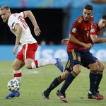 Trực tiếp Tây Ban Nha vs Slovakia - Bảng E Euro 2021